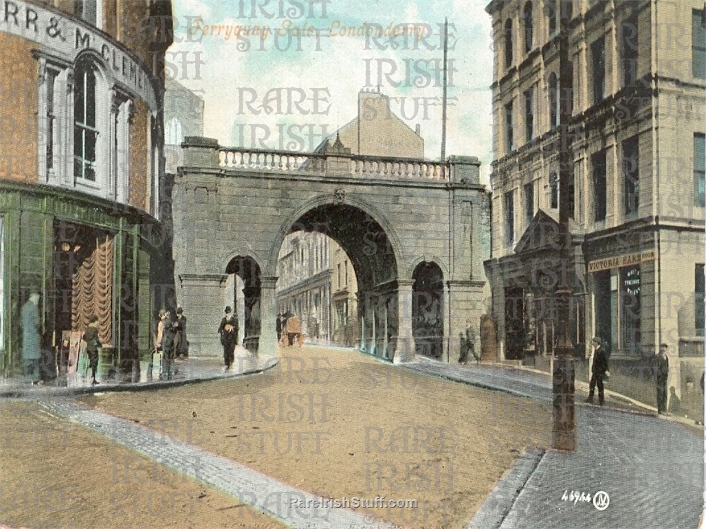 1895  Ferryquay  Gate   Derry  City   Co.  Derry   Ireland  Thumbnail0