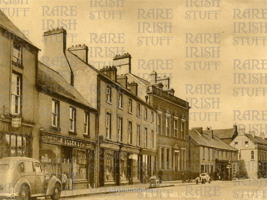 1  Armagh  Keady  Main  St old  Ireland  Photo   Thumbnail0