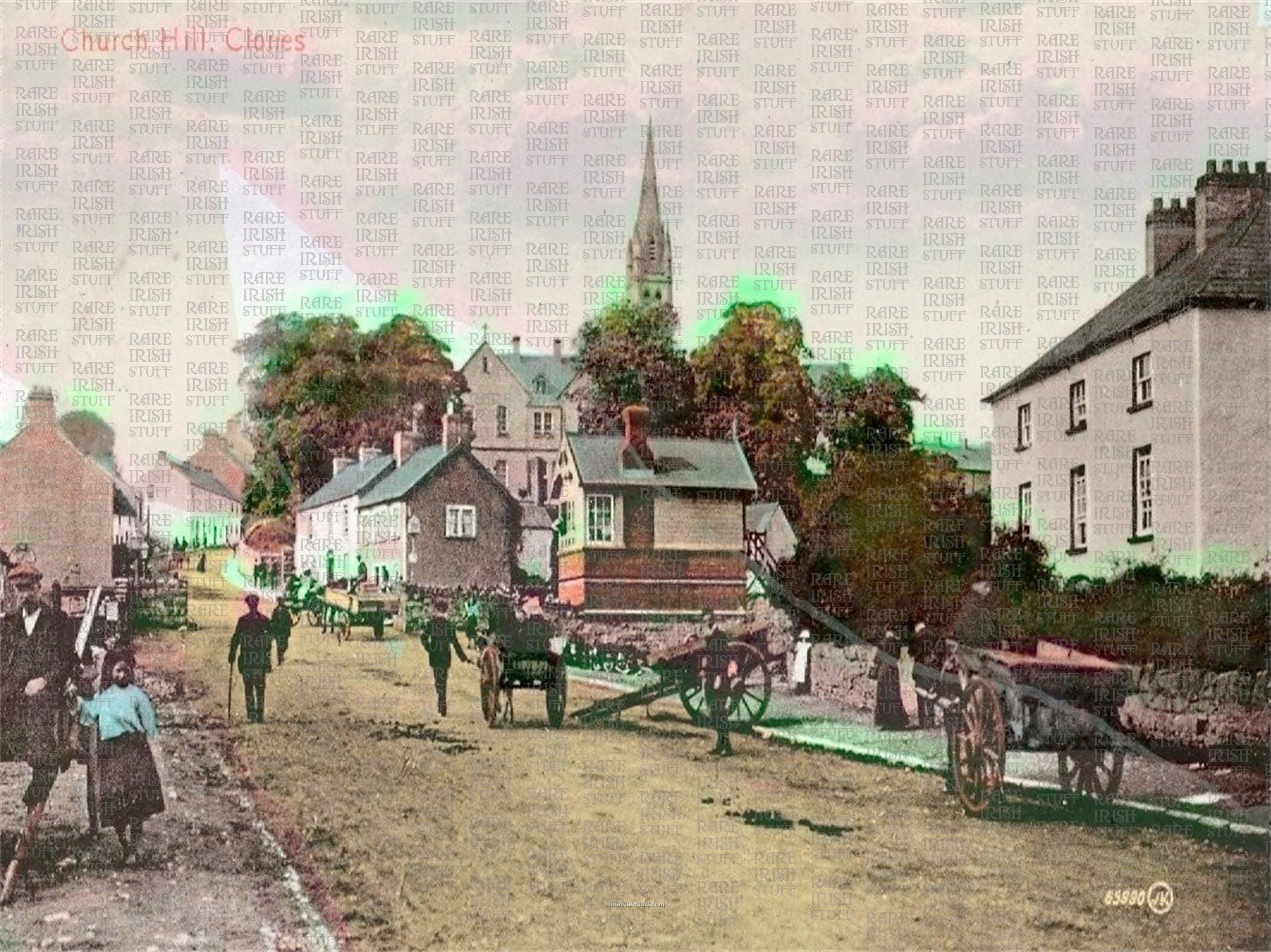 Clones Town - Discovering Ireland
