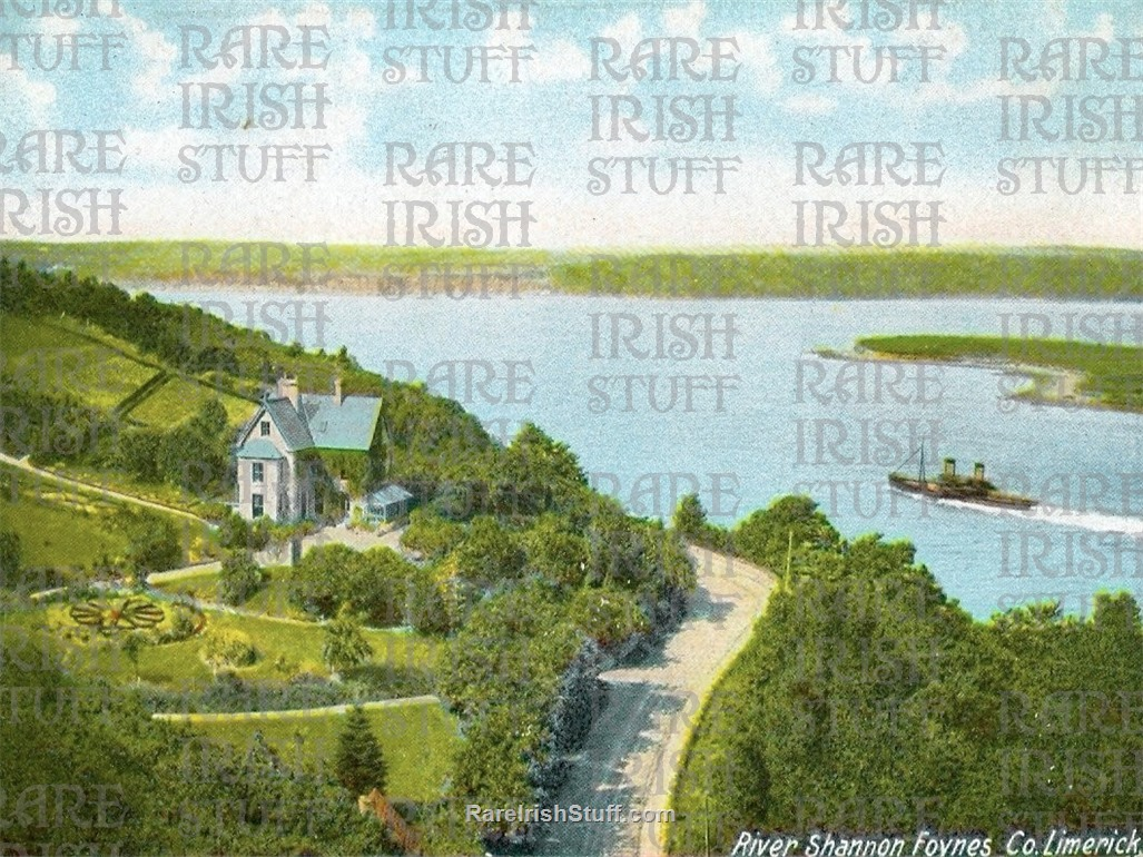 1  Foynes  Harbour   Co  Limerick   Ireland 1905  Thumbnail0
