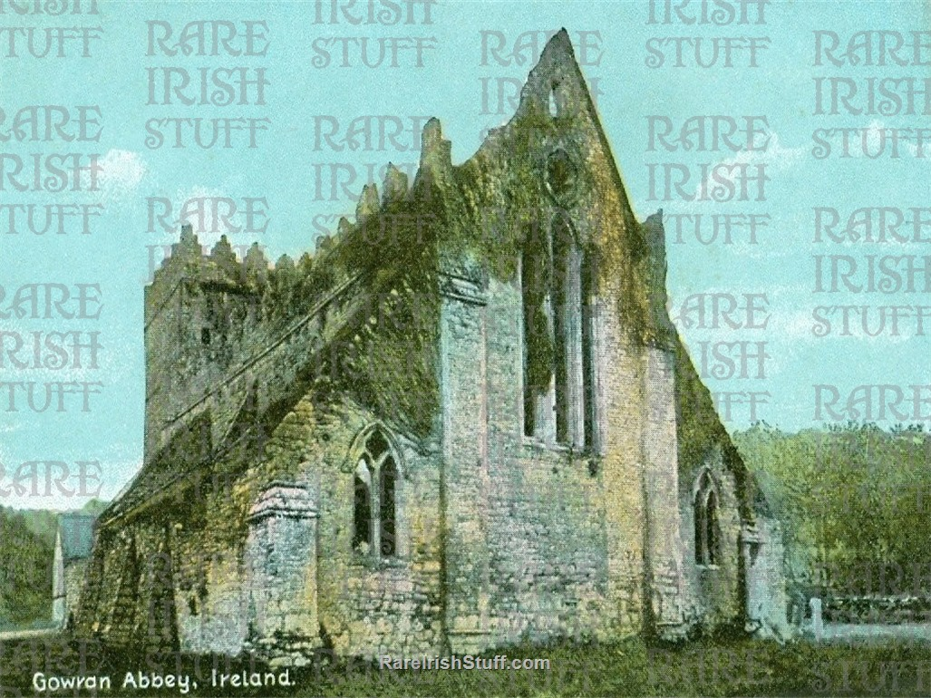 1  Gowran  Abbey   Co.  Kilkenny1895  Thumbnail0
