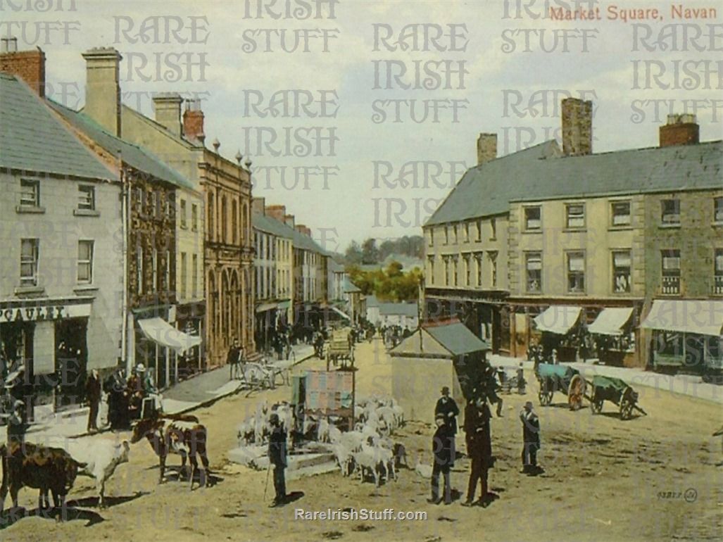 1  Market  Square   Navan   Co.  Meath   Ireland 1900  Thumbnail0