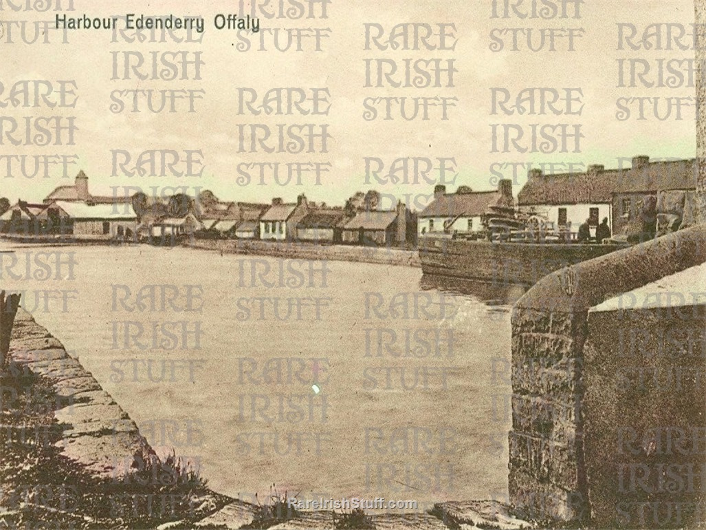 1  The  Harbour   Edenderry   Co  Offaly   Ireland 1905  Thumbnail0