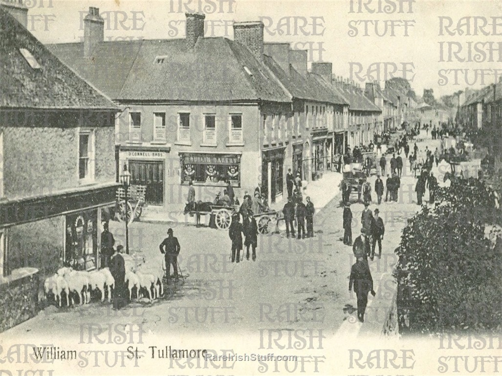 1  William  St   Tullamore   Co  Offaly   Ireland 1895  Thumbnail0