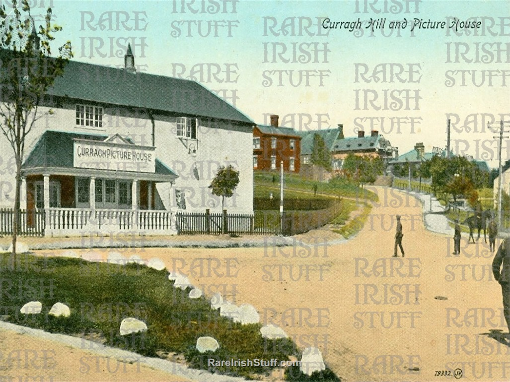 1   Curragh  Hill    Picture  House   Curragh   Co.  Kildare 1905  Thumbnail0