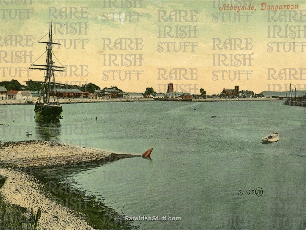 Abbeyside   Dungarvan   Co.  Waterford   Ireland 1905  Thumbnail0