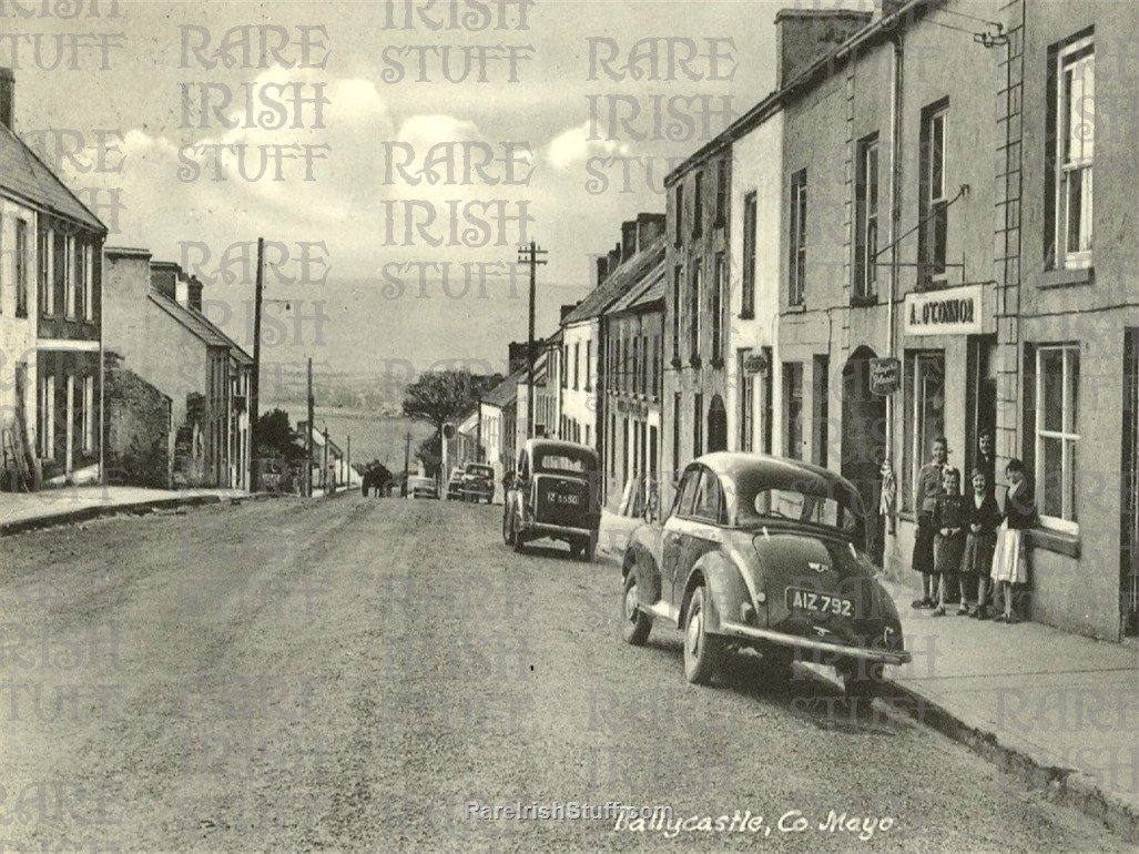 Ballycastle   Co.  Mayo   Ireland 1950  Thumbnail0