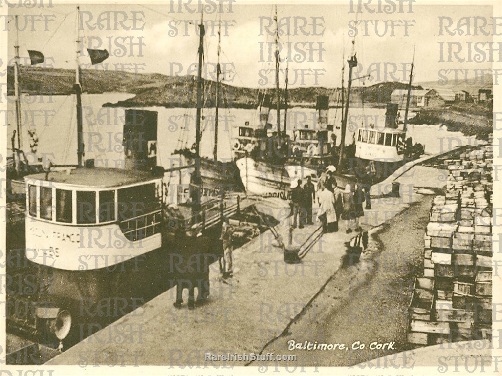 Baltimore  Harbour   Co  Cork   Ireland 1895  Thumbnail0