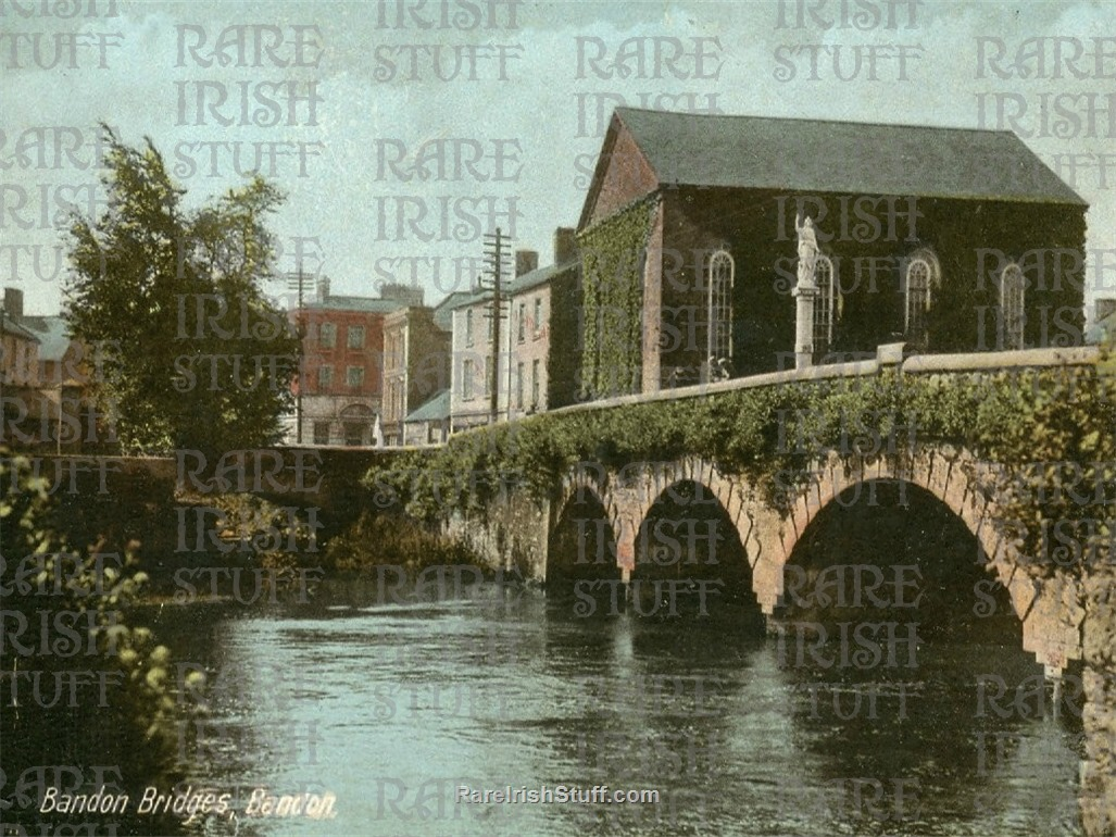 Bandon  Bridges   Bandon   Co  Cork   Ireland 1900  Thumbnail0