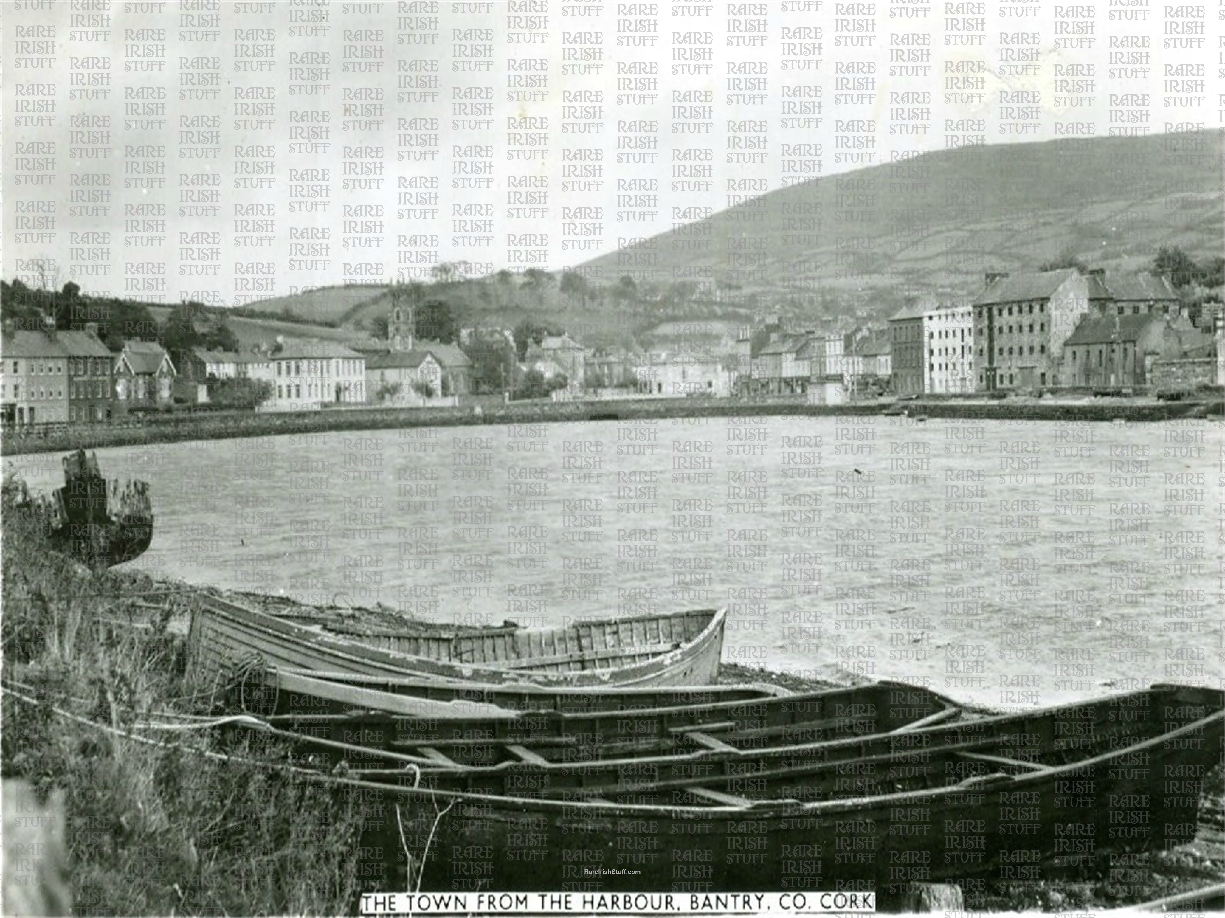 Bantry  Town   Co  Cork   Ireland 1920  Thumbnail0