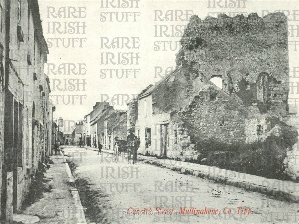 Carrick  St   Mullinahone   Co.  Tipperary 1905  Thumbnail0