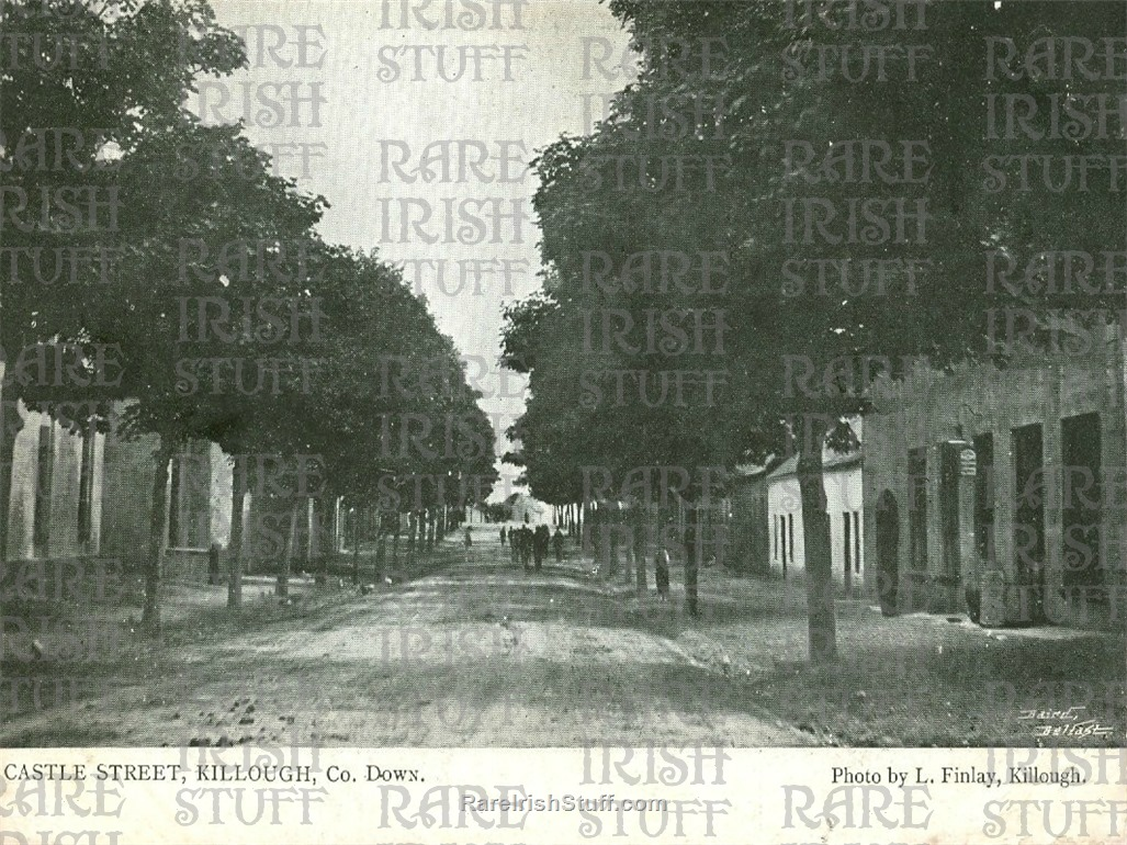 Castle  St   Killough   Co.  Down1910  Thumbnail0