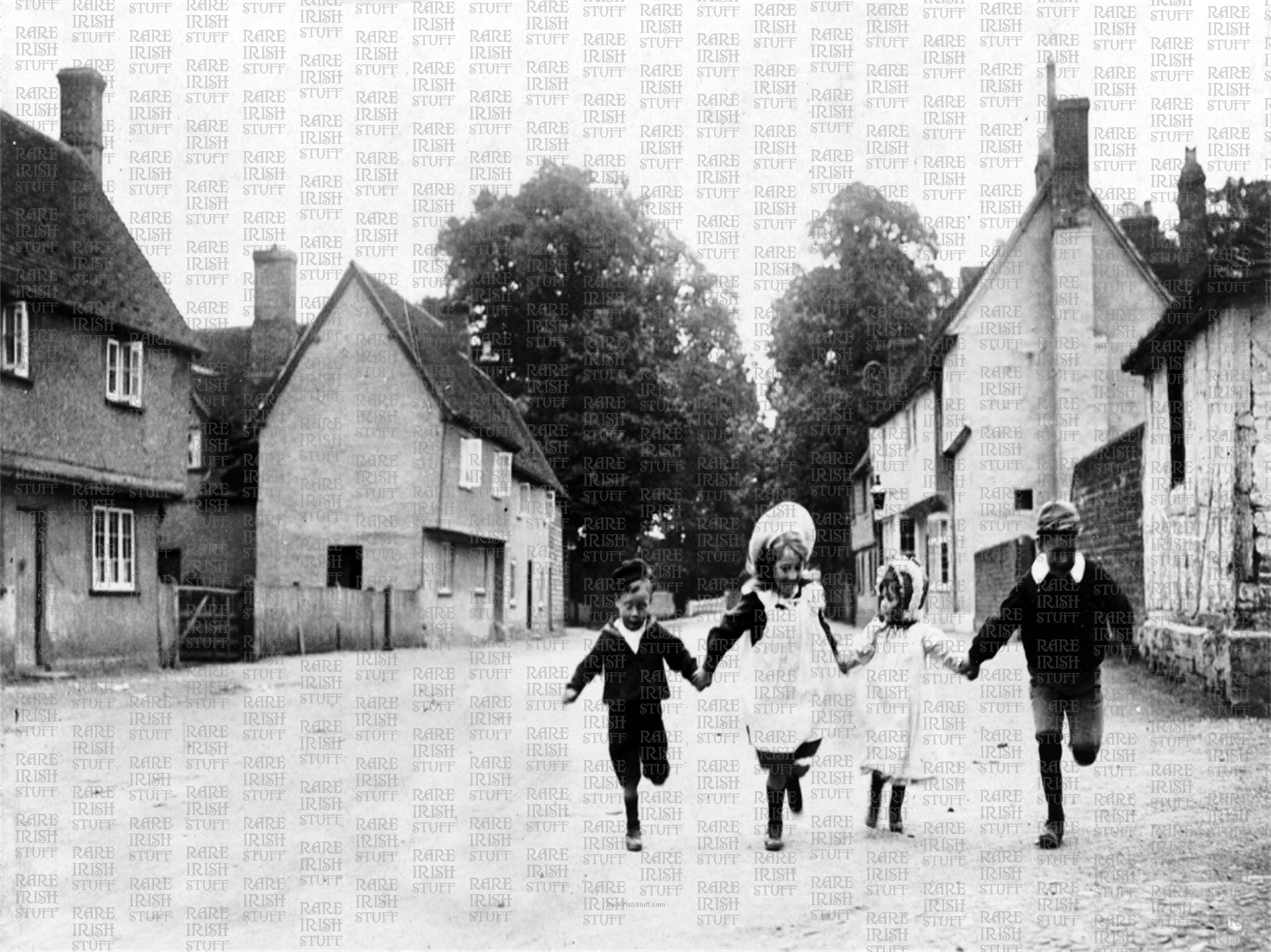 Children coming home from school 1890  Thumbnail0