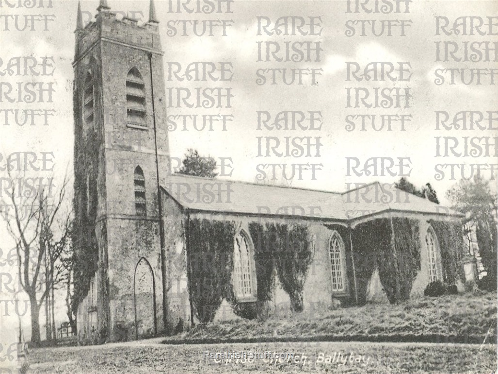 Christ  Church   Ballybay   Co  Monaghan   Ireland 1905  Thumbnail0
