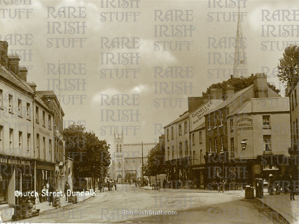 Church  St   Drogheda   Co.  Louth   Ireland 1905  Thumbnail0