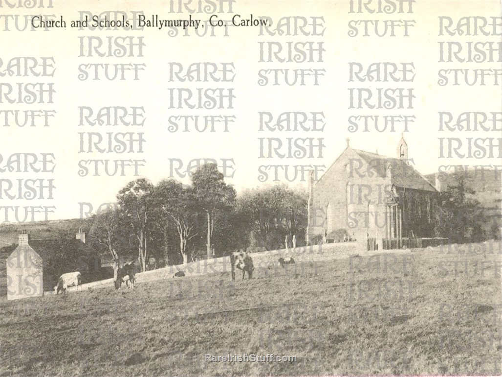 Church and  Schools   Ballymurphy   Co.  Carlow   Ireland 1895  Thumbnail0