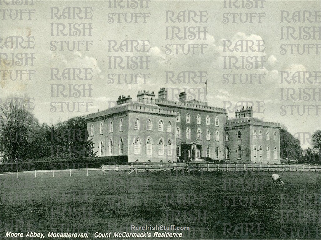 Count  John  Mc Cormack s  Residence   Moore  Abbey   Monasterevan   Co  Kildare 1900.copy  Thumbnail0