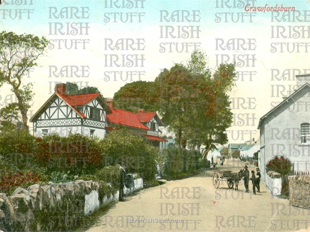 Crawfordsburn  Village   Co.  Downl 1905  Thumbnail0
