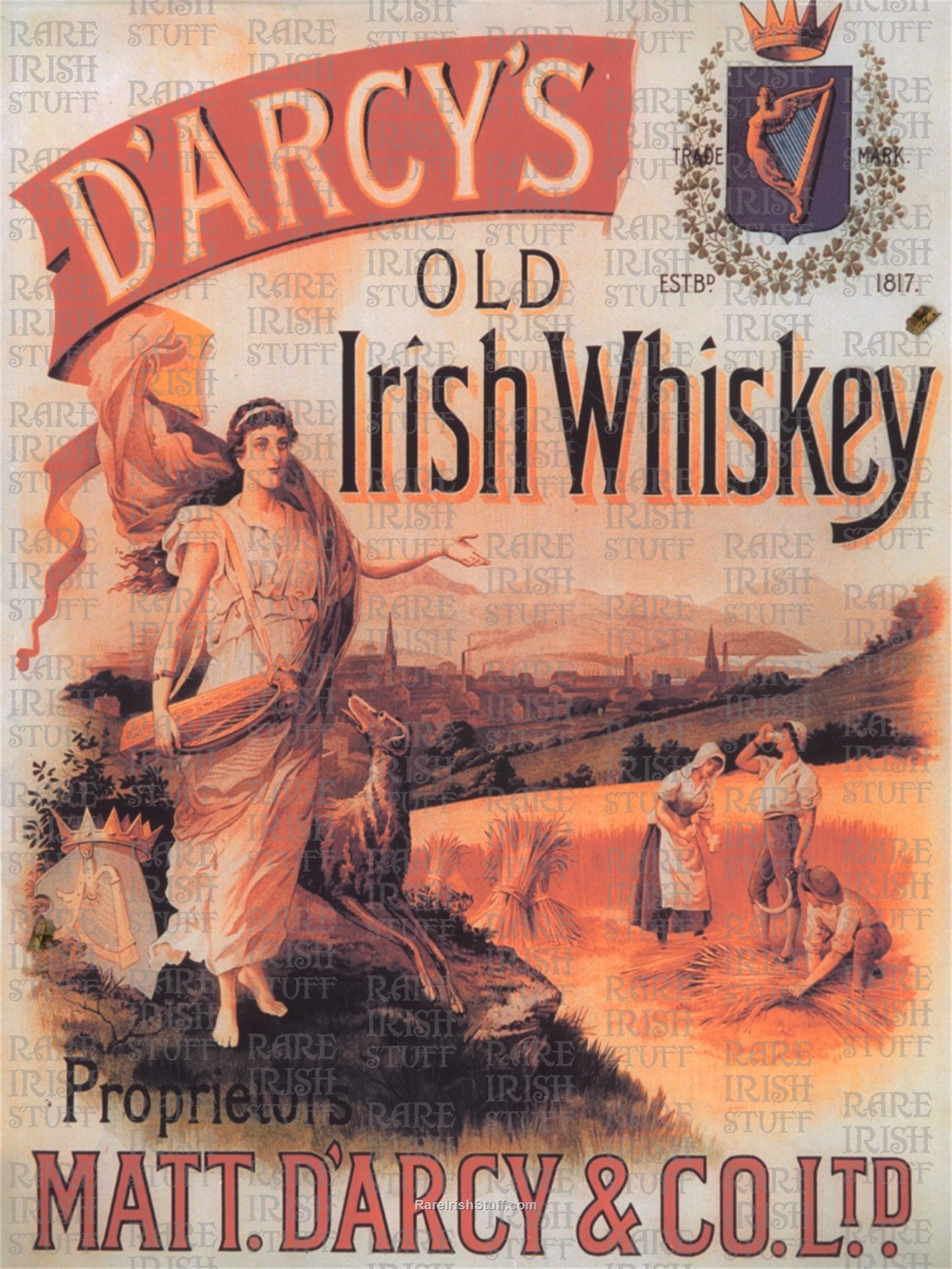 Darcys  Old  Irish  Whiskey2  Thumbnail0