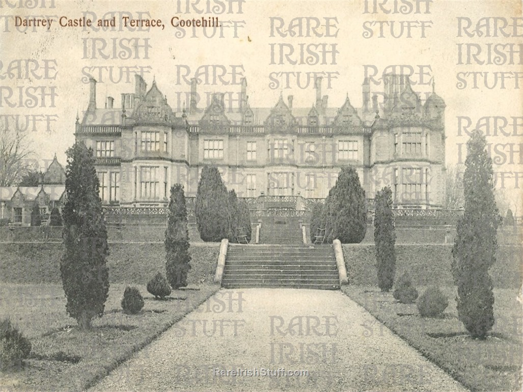 Dartry  Castle   Cootehill   Co.  Cavan   Ireland 1910  Thumbnail0