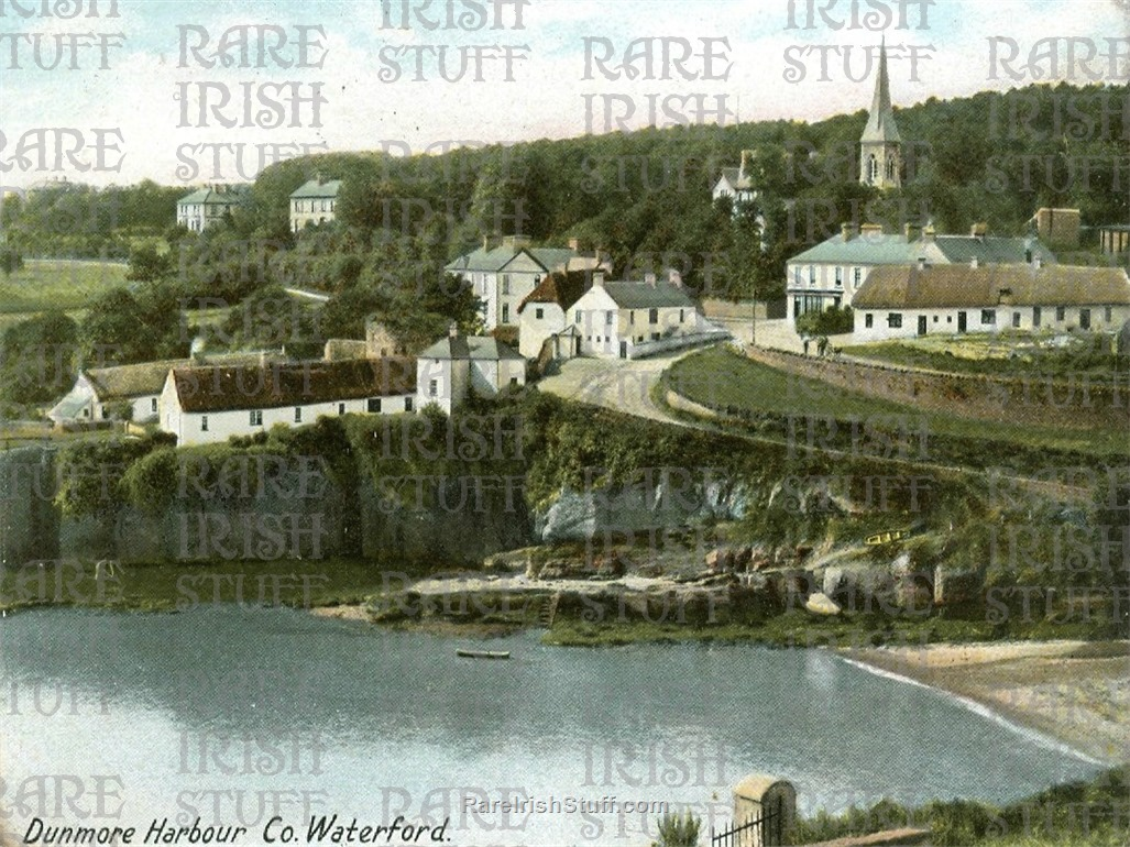 Dunmore  Harbour   Co.  Waterford   Ireland 1905  Thumbnail0
