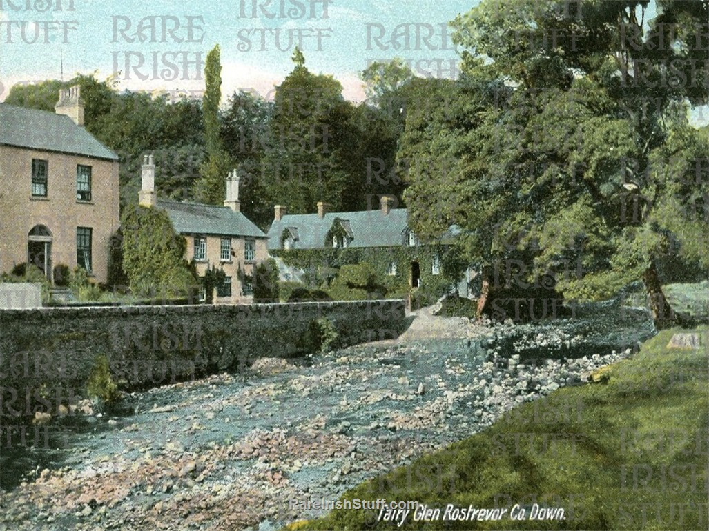 Fairy  Glen   Rostrevor   Co  Down1905  Thumbnail0