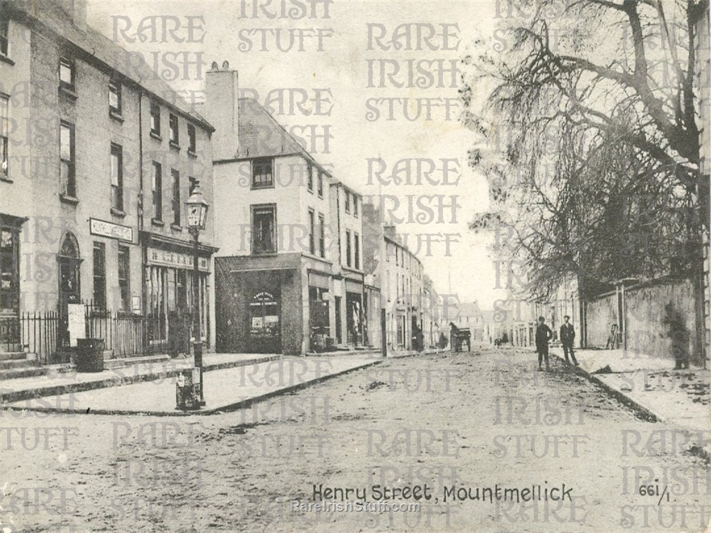 Henry  St   Mountmellick   Co.  Laois   Ireland 1905  Thumbnail0