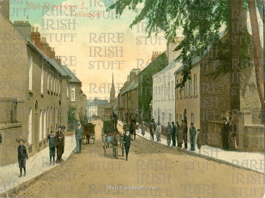 High  St   Tullamore   Co.  Offaly   Ireland 1895  Thumbnail0