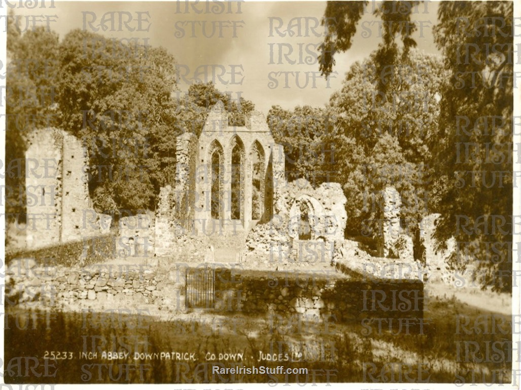 Inch  Abbey   Downpatrick   Co.  Down1905  Thumbnail0