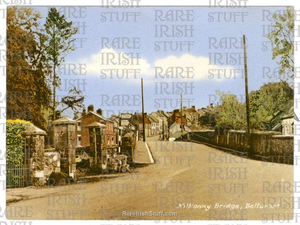 Kilkonny  Bridge   Belturbet   Co  Cavan   Ireland 1895  Thumbnail0