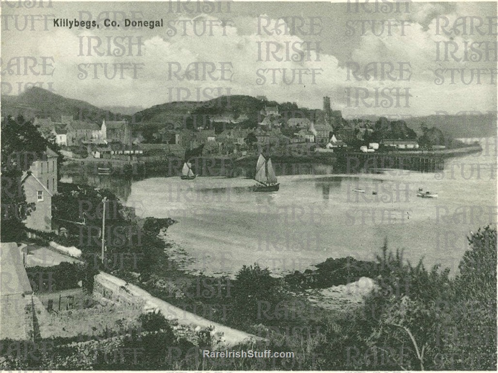 Killybegs   Co  Donegal 1910  Thumbnail0