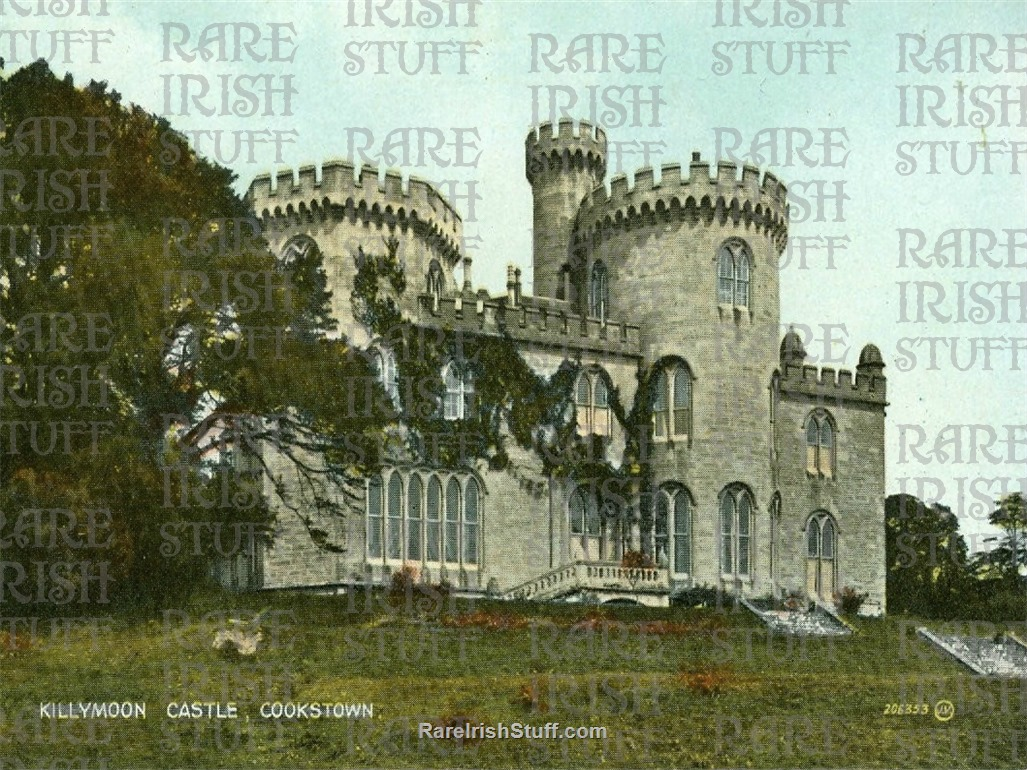Killymoon  Castle   Cookstown   Co.  Tyrone 1895  Thumbnail0