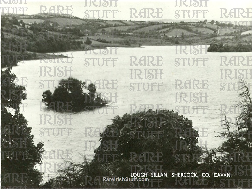 Lough  Sillan   Shercock   Co.  Cavan   Ireland 1910  Thumbnail0