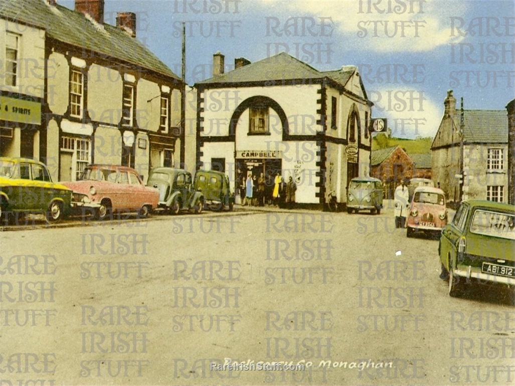 Main  St   Rockcurry   Co.  Monaghan 1959  Thumbnail0