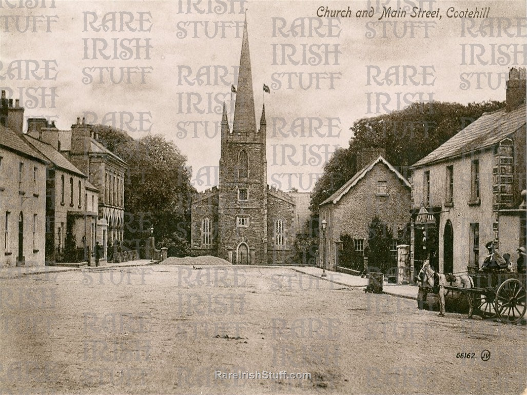Main  St    Church   Cootehill   Co.  Cavan   Ireland 1895  Thumbnail0