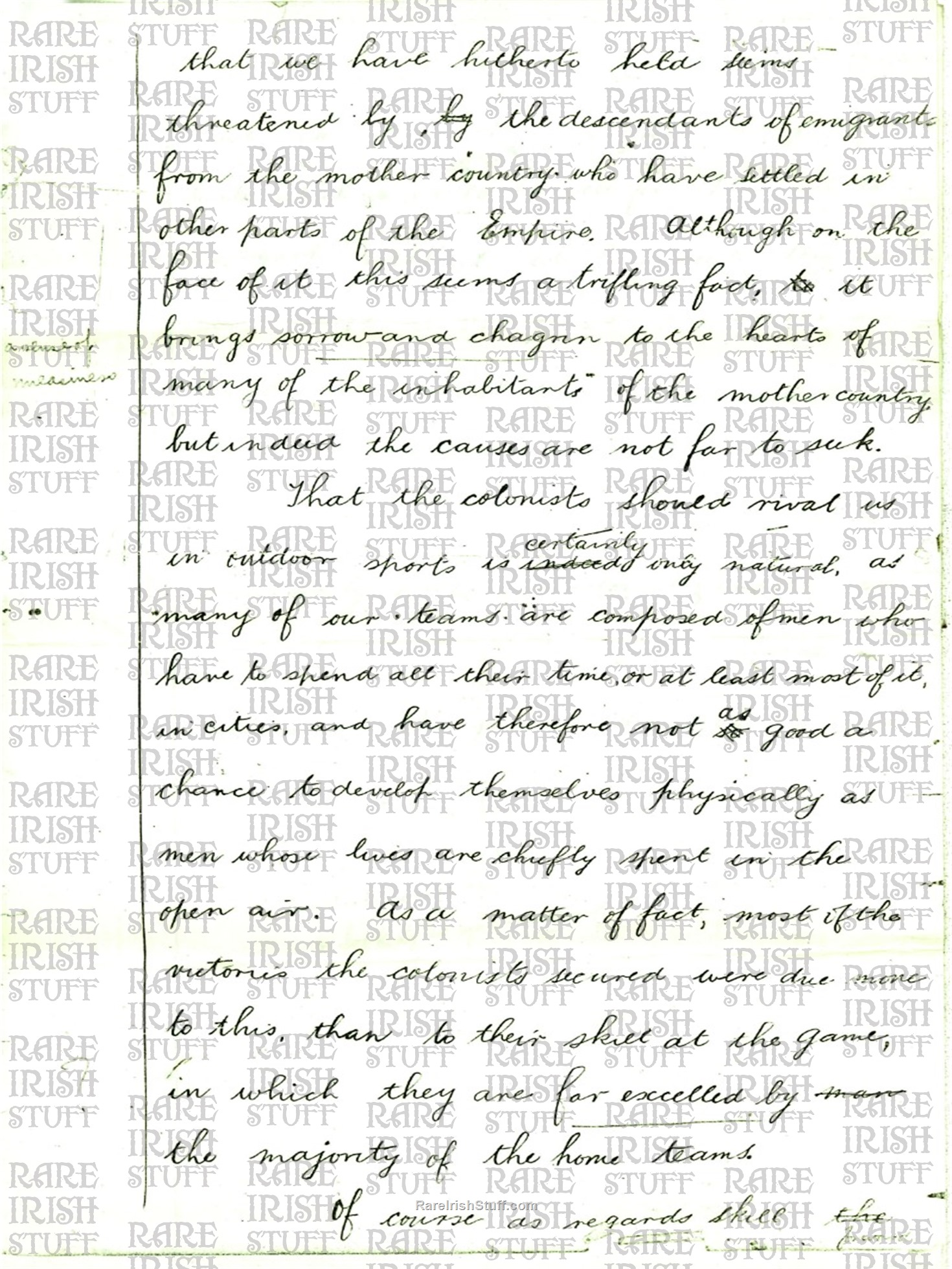 Michael  Collins  Essay page2  Thumbnail0
