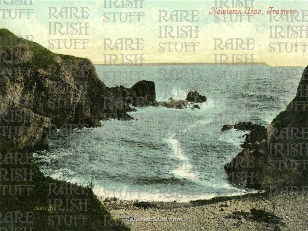 Newtown  Cove   Tramore   Co.  Waterford   Ireland 1900  Thumbnail0