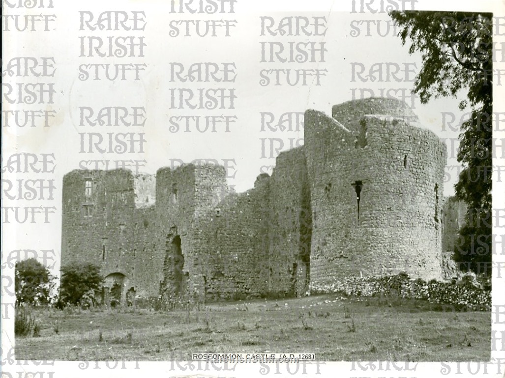 Roscommon  Castle   Co.  Roscommon   Ireland 1900  Thumbnail0