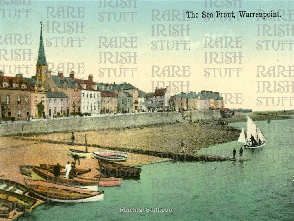 Sea  Front   Warrenpoint   Co  Down1905  Thumbnail0