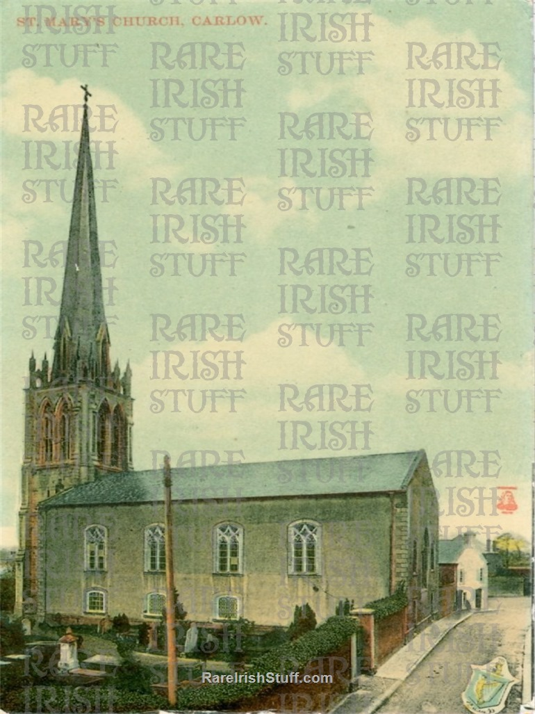 St  Mary s  Church   Carlow  Town   Co  Carlow   Ireland 1895  Thumbnail0