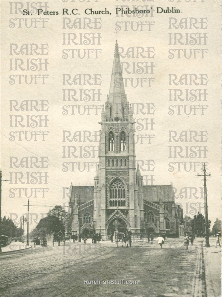 St  Peter s  Church   Phibsboro   Dublin   Ireland 1905  Thumbnail0