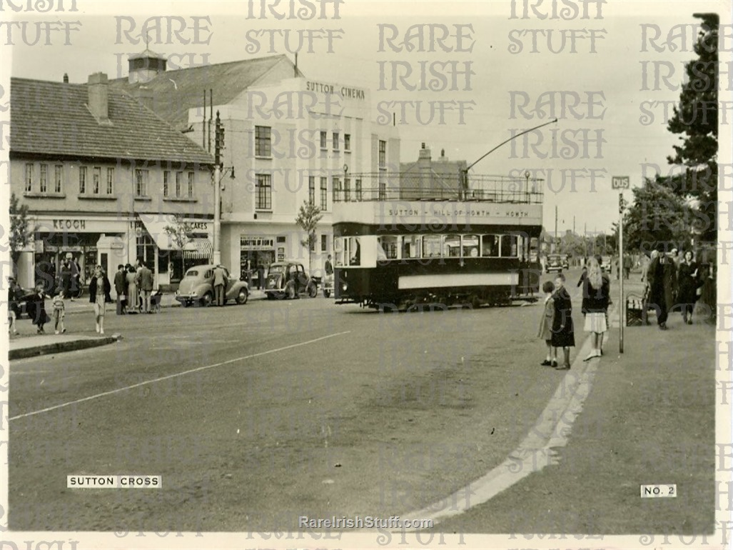 Sutton  Cross   Dublin  Ireland 1950s  Thumbnail0
