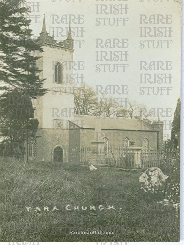 Tar  Church   Tara    Co.  Meath   Ireland 1950s  Thumbnail0