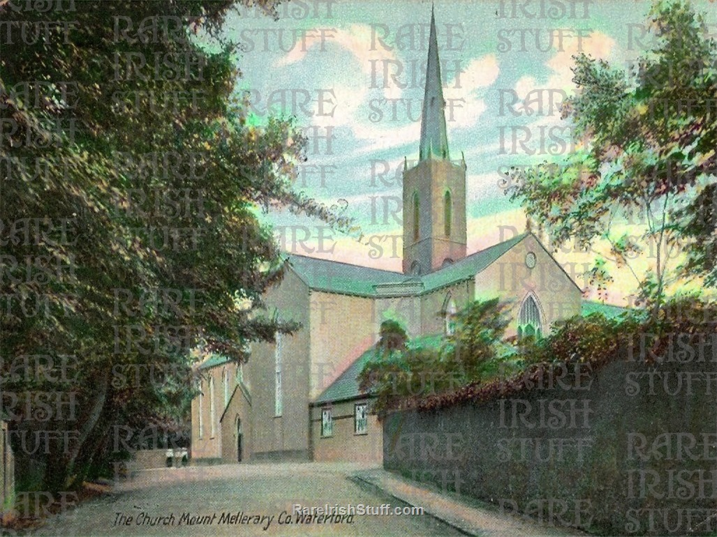 The  Church   Mount  Mellerary   Co.  Wateford   Ireland 1905  Thumbnail0