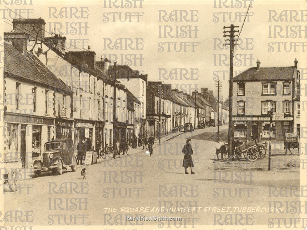 The  Square and  Humbert  St   Co.  Sligo   Ireland 1920  Thumbnail0