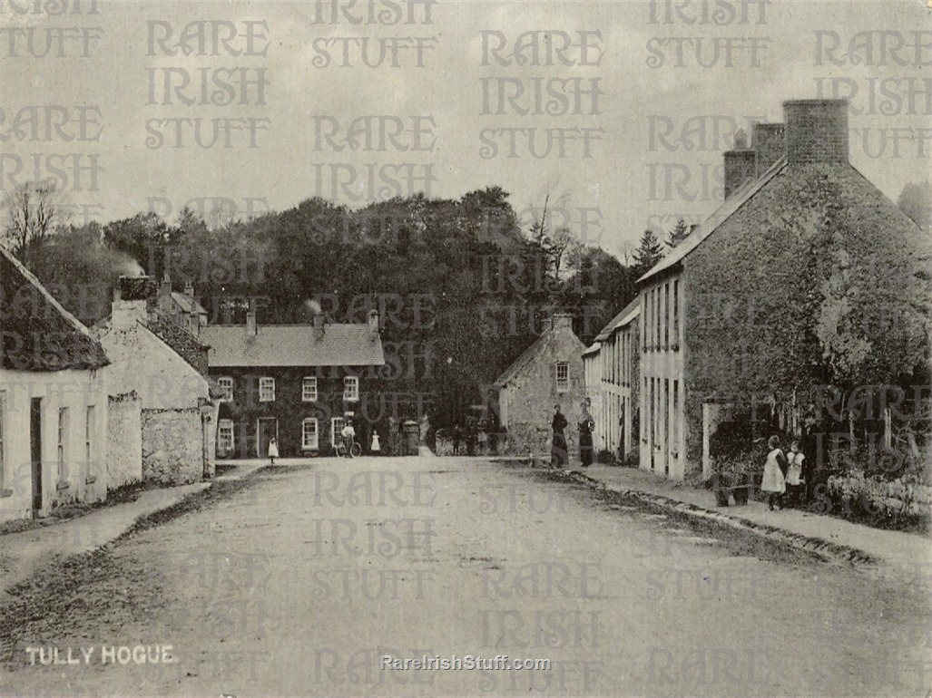 Tullyhogue   Co.  Tyrone 1905  Thumbnail0