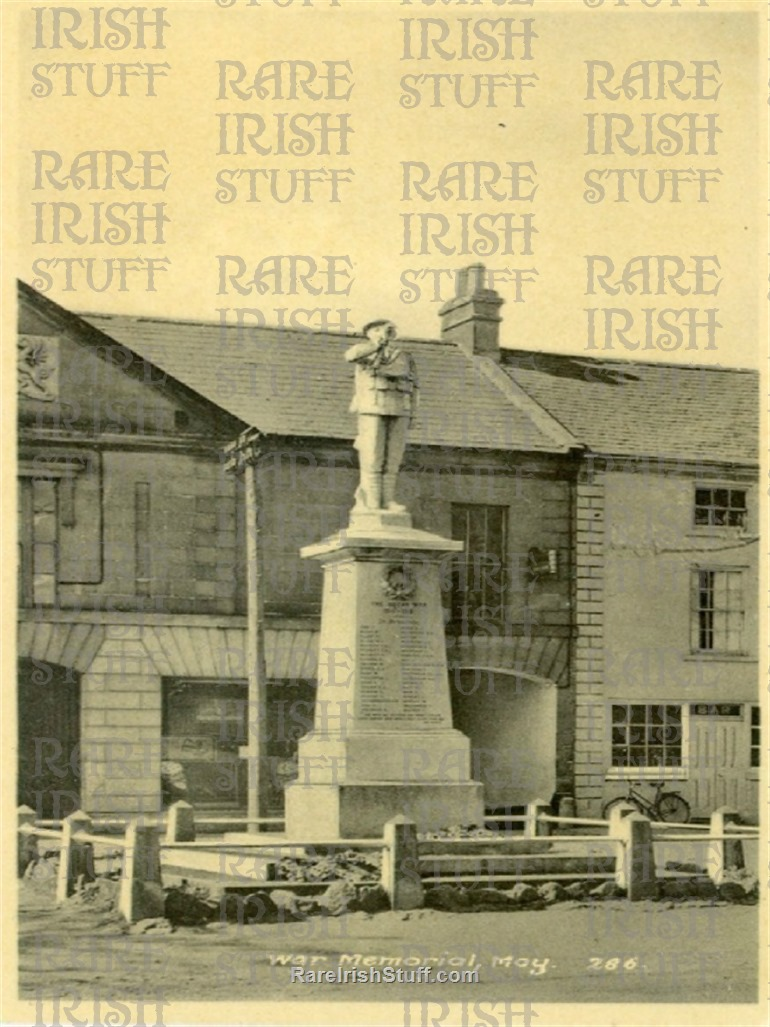 War  Memorial   Moy   Co.  Tyrone 1950  Thumbnail0