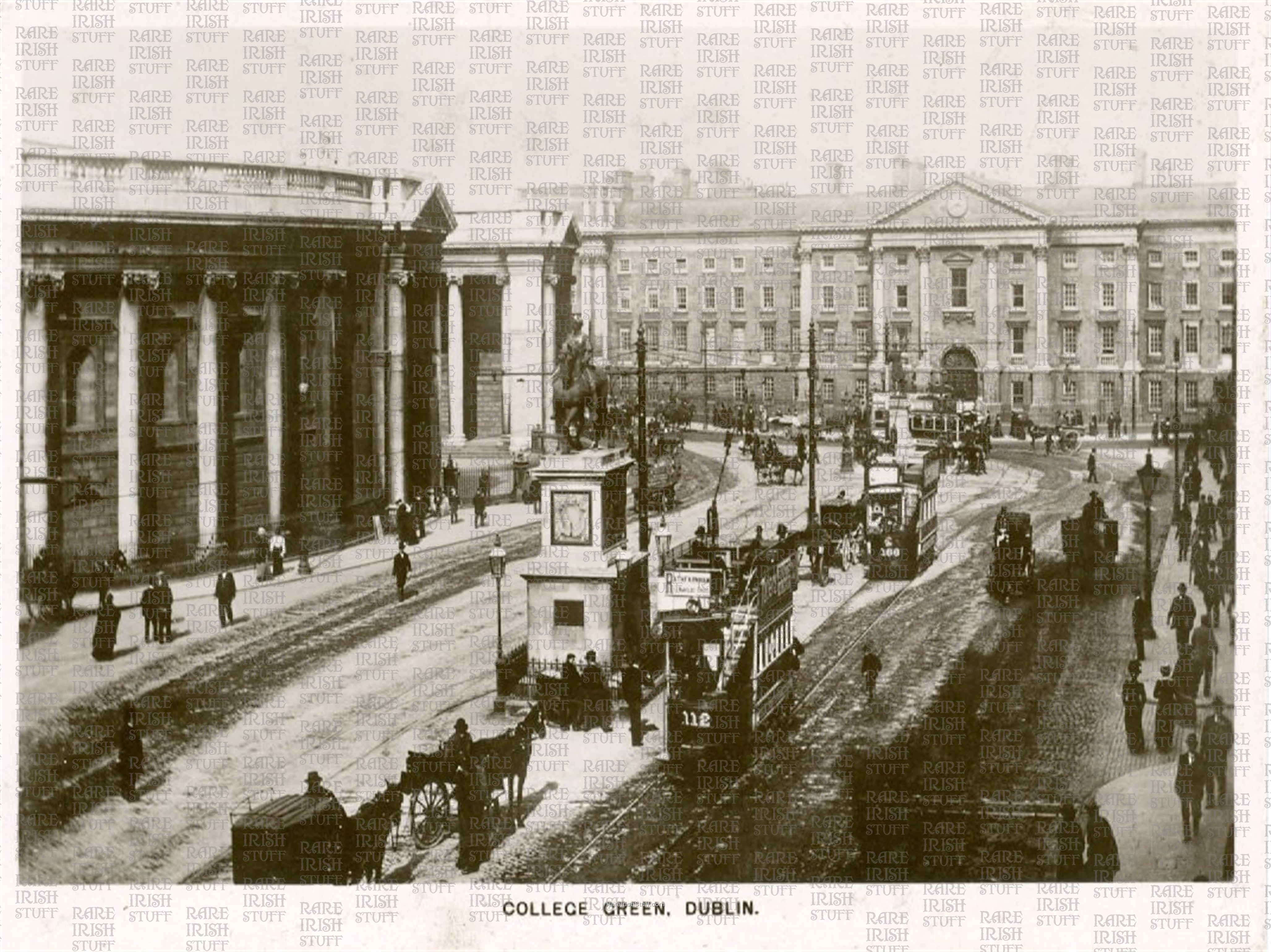 1905  College  Green   Dublin   Ireland  Thumbnail0