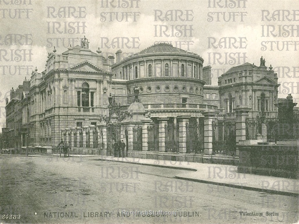 1905  National  Library    Museum   Kildare  St   Dublin   Ireland  Thumbnail0