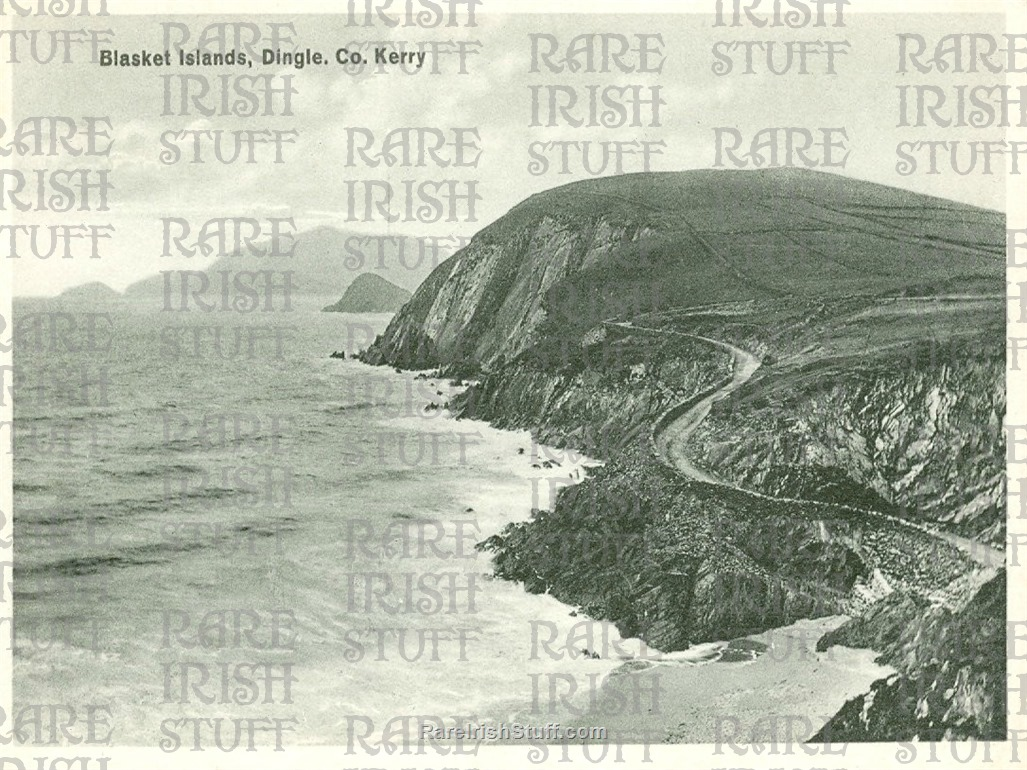 1930  The  Blasket  Islands   Dingle   Co.  Kerry   Ireland  Thumbnail0